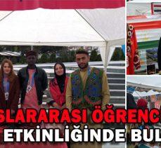 Uluslararası Öğrenciler UDEF Etkinliğinde Buluştu