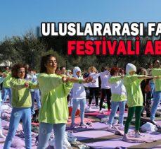 ULUSLARARASI FARKINDALIK FESTİVALİ ABANT'DA