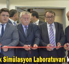 Lojistik Simülasyon Laboratuvarı kuruldu