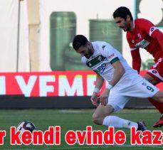 Boluspor: 1 – 1 Bursaspor