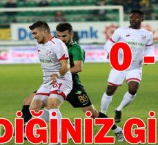 Akhisarspor: 0 – 0 Boluspor