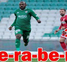 Bursaspor 1 – 1 Boluspor