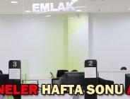 VEZNELER HAFTA SONU AÇIK