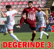 Boluspor 1 – 0 Hatayspor