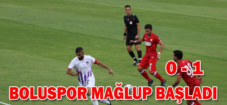 Beypiliç Boluspor: 0 – 1 Ankara Keçiörengücü