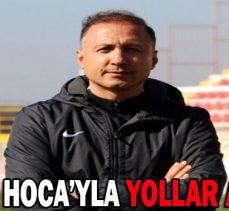 AHMET HOCA'YLA YOLLAR AYRILDI