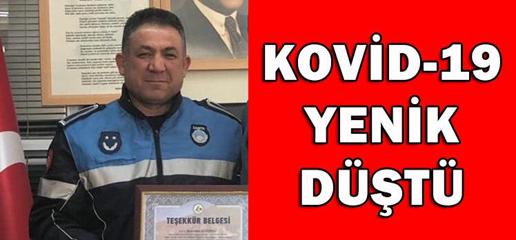 KOVİD-19 YENİK DÜŞTÜ