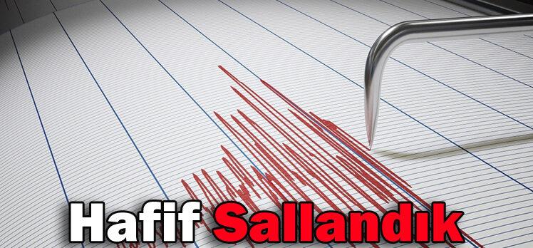 HAFİF SALLANDIK