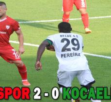 Boluspor 2 – 0 Kocaelispor
