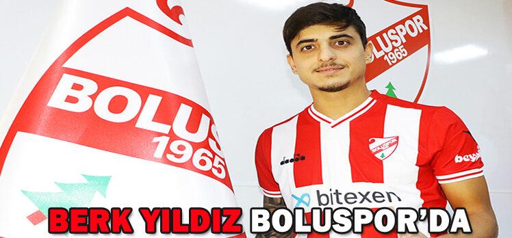 BERK YILDIZ BOLUSPOR'DA